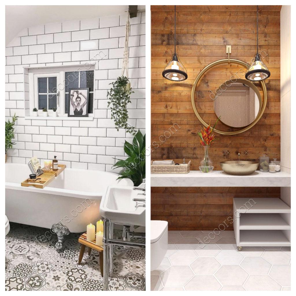 Kucuk Banyolari Daha Genis Gosterecek 7 Dekorasyon Fikri
