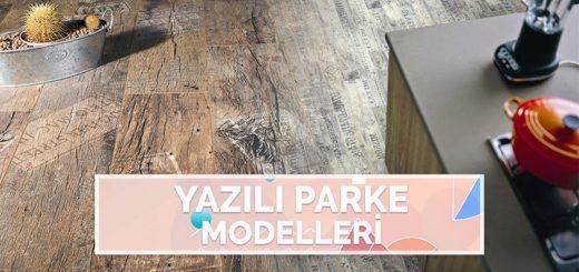 Yazılı Parke Modelleri 2020