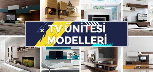 TV Ünitesi Modelleri 2021