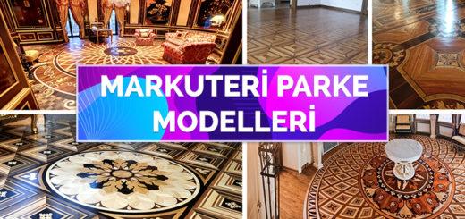 Zamanın Eskitemediği 40 Markuteri Parke Modeli