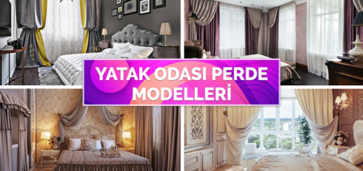 Yatak Odası İçin Tercih Edebileceğiniz En Güzel  Perde Modelleri